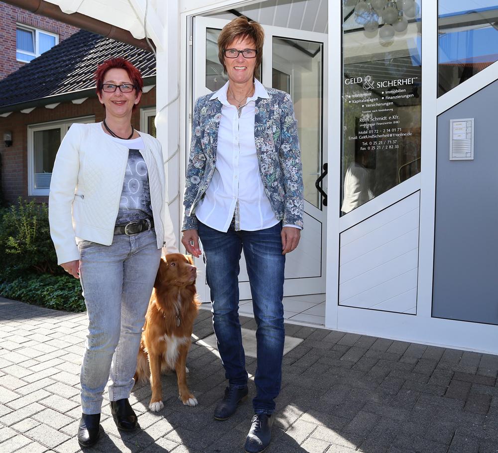 Ruth Schmidt Immobilien Vermögen Sicherheit